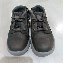 Ugg Australia Canoe Waterproof Boot Shoes Gray Toddlers Size 7 Photo