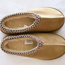 Ugg Australia Chestnut Tasman Sheepskin Slippers 5955 Shoes Womens Size 8 New Photo
