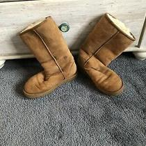 Ugg Australia Class Tall Boots Chestnut 7 Photo