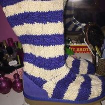Ugg Australia Classic Cable Knit Boot Photo