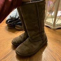 Ugg Australia Classic Short Boots Dark Brownsize 5 Photo