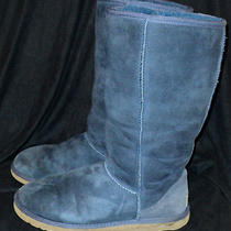 Ugg Australia Classic Tall Boots S/n 5815 Women Size 8 Vgc Photo