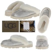 Ugg Australia Coquette Bling Winter White Women's  Slippers Size 9/eu 40 130 Photo