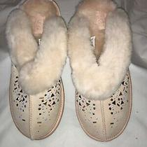 Ugg Australia Coquette Galaxy Slippers Pink Genuine Shearling Comfort 8 Eu 39 Photo
