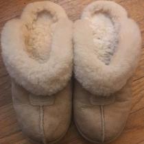 Ugg Australia  Coquette Slippers Women's Us Size 8 Sand Photo