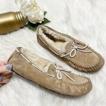 Ugg Australia Dakota 5612 Moccasin Slippers  Suede Shoes Women's Size 8 Photo