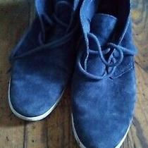 Ugg Australia Freamon Boots 1007645 Blue for Men's Size 8 Photo