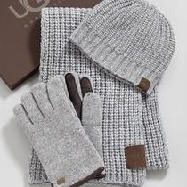 Ugg Australia  Hat Scarf & Gloves Box Set Photo
