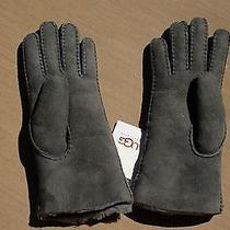 Ugg Australia in & Out Glove Handsewn Sheepskin Gloves (Size m) Photo