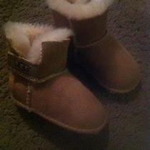 Ugg Australia Infant Erin (Sand) Infant/toddler Boots/ Slippers 5202 Photo