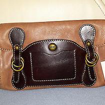 Ugg Australia Leather Clutch With Wrist Strap Brand New With Tag Photo