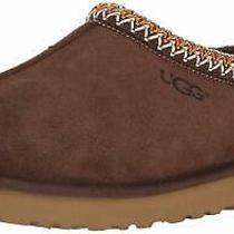 Ugg Australia Mens Tasman Fabric Closed Toe Slip on Chocolate Size 11.0 Efib Photo