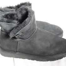 Ugg Australia 'Mini Bailey Button' Boot ( (Size 10) Photo