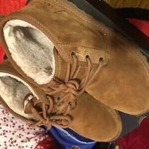 Ugg Australia Neumel Suede Boots for Men Size 10- Chestnut Photo