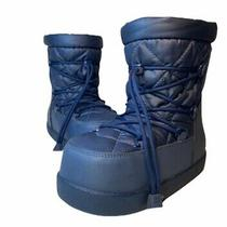 Ugg Australia Noeme Midnight Navy Waterproof Boot Us Sz 3 Photo