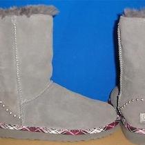 Ugg Australia Rock Grunge Gray Classic Short Boots Size Us 8 Eu 39 New 1007491 Photo