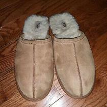 Ugg Australia Scuff Suede Slippers Mens Size 11 Photo