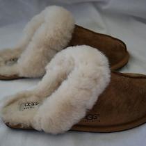 Ugg Australia 'Scuffette' Slipper (Women) (Size 8) Photo