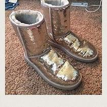Ugg Australia Sequin Boots Photo