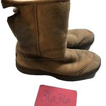 Ugg Australia Sheepskin 5275 Womens Brown Boots Size 8 Photo