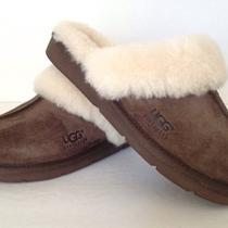 Ugg Australia Slippers Cozy Ii Espresso Women's Size 7 New Photo