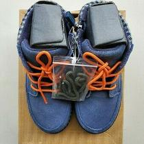 Ugg Australia Toddler Boots T Orin Oiled Suede 1005144t Navy Usa 11 New Photo