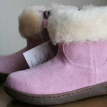 Ugg Australia Toddler Jorie 1001511 Rose Quartz Suede Boots Size 9 Us Brand New Photo
