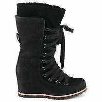 Ugg Australia Women Black Boots Us 8 Photo