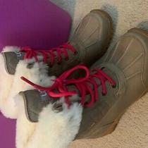 Ugg Australia Women's Brown Butte Snow Boots 7 - New Photo