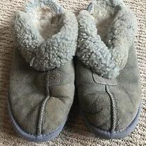 Ugg Australia Women's Coquette Sheepskin Slippers Sz 10 Photo