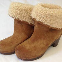 Ugg Australia Women's Lynnea 3204 Chestnut Boot Us 8 Excellent Condition Photo