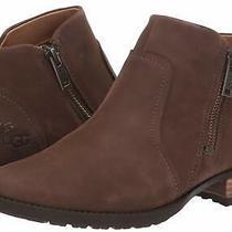 Ugg Australia Women's Shoes Aureo Ii Closed Toe Pinewood Leather Size 9.0 Mwec Photo
