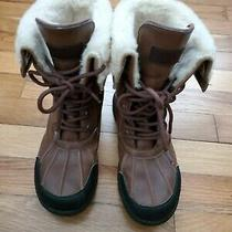 Ugg Australia Women's Shoes Waterproof Adirondack Snow Boots Size 4 Photo