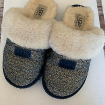 Ugg Australia Women's Slipper Size 5 Navy Blue Photo