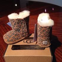Ugg Baby Boots Size 1 Photo