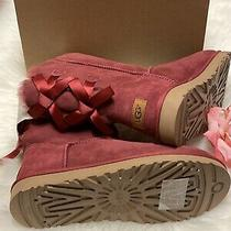 Ugg Bailey W Bailey Bow Ii 1016225 Short Women's Boots Size Us 10 New Photo