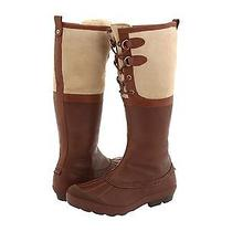 Ugg Belcloud Size 5 Cognac Photo