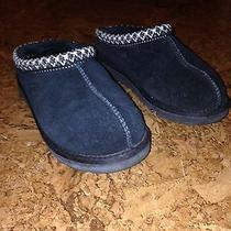 Ugg Black Clogs Size 1 Photo