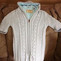Ugg Blue Sweater Bunting (Infant) Photo