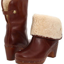 Ugg Boots 9 Lynnea Chestnut New in Box Photo