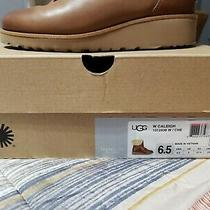 Ugg Boots Caleigh 6.5. Chestnut. in Great Condition.  Photo