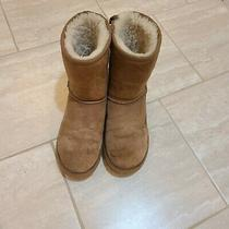 Ugg Boots Chestnut Light Brown Size 6 Photo