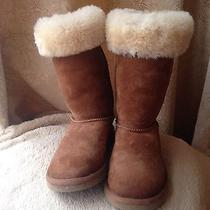 Ugg Boots (Genuine) in Chestnut. Size 1 Photo