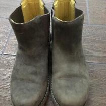 Ugg Boots Grey Size 3 Youth Euc Photo