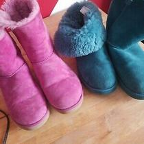 Ugg Boots Size 10 Womens Photo