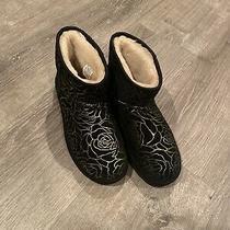 Ugg Boots Unique Style Size 10 Euc Photo