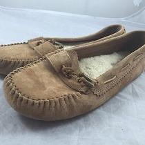 Ugg Brown Women Slippers Size 7.5 Photo