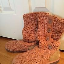 Ugg Cardy Knit Boots Photo