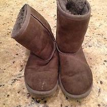 Ugg Childrens Boots Photo
