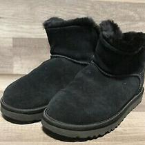 Ugg Classic Bling Mini Women's Winter Bootie Sz 8 (3f-895) Photo